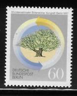 Germany Berlin 1987 14th Int'l Botanical Congress MNH - [5] Berlin