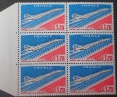 R1615/1410 - 1976 - POSTE AERIENNE - CONCORDE - BLOC - N°49 NEUFS** BdF - 1960-.... Ungebraucht