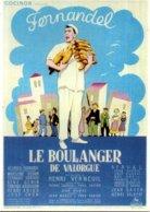 Réf. 486/ 1 CPM - Carte Postale Cinéma - Le Boulanger De Valorgue Fernandel Henri Verneuil - Affiches Sur Carte