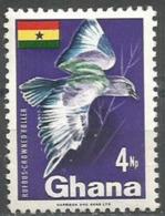 Ghana - 1967 Roller 4np MNH **    Sc 291 - Ghana (1957-...)