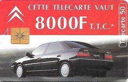 F 537B Citroën Xantia GEM1 - Frankreich