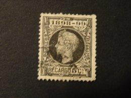 ESPAGNE 1898  IMPOT DE GUERRE  ALPHONSE XIII - Impuestos De Guerra