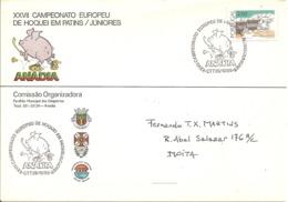 1986 Championnat D'Europe De Hockey Sur Patins Juniors:Anadia Portugal) - Hockey (sur Gazon)