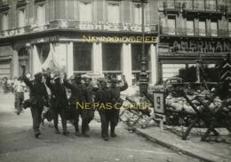 WWII Liberation De Paris KOMMANDANTUR Opéra Reddition Allemands 25 Août 1944 - Krieg, Militär