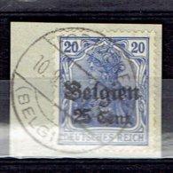 OC18 - Forrieres-Belgien Le 10-9-1917 - Guerre 14-18