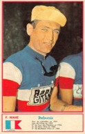 SPORT // CYCLISME-- PHOTO MIROIR-SPRINT 146X92  // Palmarès - Cycliste Français François Mahé - Cyclisme