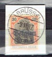 OC19 - Brussel P.Sch.A. Le 9-11-1917 - Guerre 14-18