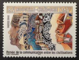 Nouvelle-Calédonie: Yvert N° 848 (Année De La Communication Entre Les Civilisations, 2001) Neuf ** - Nieuw-Caledonië