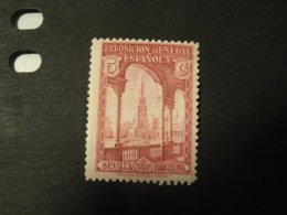 ESPAGNE 1929 EXPOS BARCELONE Neuf* - Ungebraucht