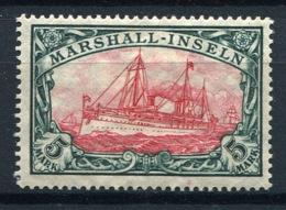 44401) DT. KOLONIEN Marshall-Inseln # 27 A Gefalzt Aus 1916, 40.- € - Colony: Marshall Islands