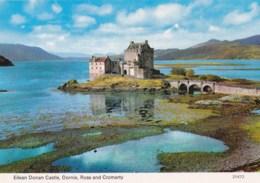 AL80 Eilean Donan Castle, Dornie, Ross And Cromarty - Ross & Cromarty