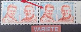 R1615/1422 - 1959 - PILOTES D'ESSAI - N°1213 NEUFS** - VARIETE ➤➤➤ Nuage Blanc - Varieteiten: 1950-59 Postfris