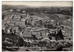 MONTEPULCIANO - PANORAMA AEREO - SIENA - 1962 - Siena