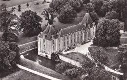 Coubert (77) - Château De La Grange Le Roy - En Avion Au Dessus De - Autres Communes