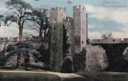 AP81 Clock Tower, Warwick Castle - 1905 Postcard - Warwick