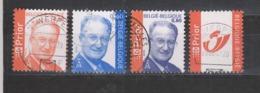 COB 3271 / 3274 Oblitération Centrale - Used Stamps