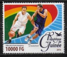 GUINEE  N° 8191 * *  Jo 2016 Basket - Basketball