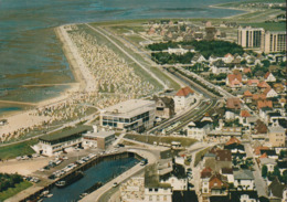 D-25761 Büsum - Nordseeheilbad - Luftbild Um 1969 - Aerial View - Buesum