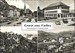 72221323 Vaduz Fuerstentum Lichtenstein Teilansichten Vaduz - Liechtenstein