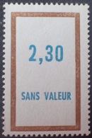 R1949/1439 - TIMBRE FICTIF - N°F167 NEUF** - Phantomausgaben