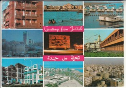 Greetings From Jeddah  , Saudi Arabia - Arabia Saudita