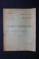 FRANCE - Livret Scolaire Du Lycée Lakanal De Sceaux En 1943  - 45497 - Colecciones