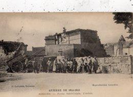 SOISSONS FERME SAINT-CREPIN L'ENTREE EN 1914 1915 - Soissons