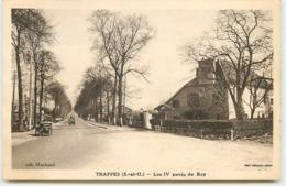 DEP 78 TRAPPES LES IV PAVES DU ROY - Trappes