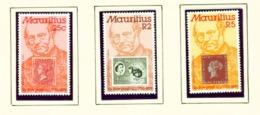 MAURITIUS - 1979 Rowland Hill Set Unmounted/Never Hinged Mint - Mauritius (1968-...)