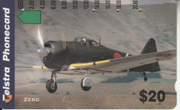 AUSTRALIA - World War II, Clasiic Fighters/Zero, Used - Avions
