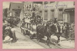 67 - SCHILTIGHEIM - Schilikemer Messti - Kermesse - Défilé Août 1919 - Schiltigheim