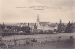 La Salle De Vihiers (49) - Maison Mère Des Filles De La Charité - Vue Panoramique - /3 - Other Municipalities