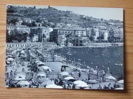 Im1320)  San Remo - La Spiaggia - Imperia