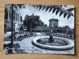 Im1328)  La Mortola -  Particolare Villa Hanbury - Imperia