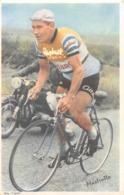 """SPORT // CYCLISME-- PHOTO """"L 'EQUIPE"""" 176X113 // - Cycliste Français Raymond Mastrotto - Cyclisme"""