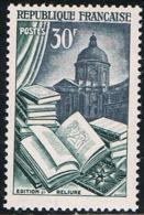 FRANCE : N° 971 ** (Edition, Reliure Et Institut De France) - PRIX : 0,90 € Soit 30 % De La Cote - - France