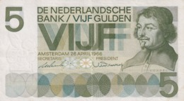 Netherlands  5 Gulden - [2] 1815-… : Regno Dei Paesi Bassi