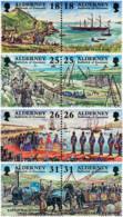 Ref. 368595 * NEW *  - ALDERNEY . 1997. CONSTRUCTION OF THE ALDERNEY HARBOUR. CONSTRUCCION DEL PUERTO DE ALDERNEY - Alderney