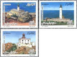 Ref. 206154 * NEW *  - ALGERIA . 2007. LIGHTHOUSES. FAROS - Algérie (1962-...)
