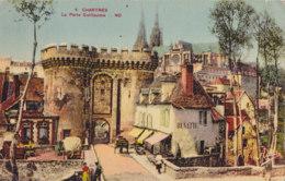 Chartres (28) - La Porte Guillaume - 4 ND - Chartres