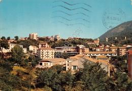 Cartolina Lagonegro Rione S. Francesco Panorama Parziale 1986 - Potenza