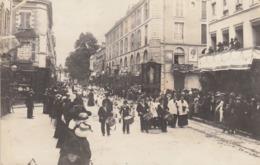 Photo Carte Postale Laval Mayenne Fête Dieu Du 9 Juin 1912 Saint Vénérand - Laval