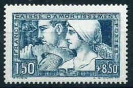 Francia Nº 252 Nuevo Cat.260€ - Unused Stamps