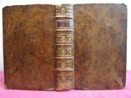 Médecine. Jean-Baptiste Chomel. Abrégé De L'histoire Des Plantes Usuelles 1782 - Before 18th Century