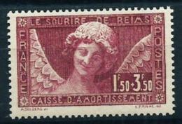Francia Nº 256 Nuevo Cat.160€ - Unused Stamps