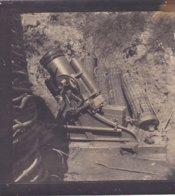 Minenwerfer   Photo Allemande - Guerre 1914-18
