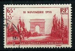 Francia Nº 403 Usado Cat.4,50€ - Used Stamps