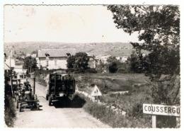 Coussergues / Entrée Du Village / Ed. Caujolle - France