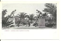 CORFOU / ACHILLEION - LE JARDIN - Grèce