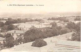 AÏN M'LILA (ALGERIE) Département Constantine - Vue Générale - Constantine